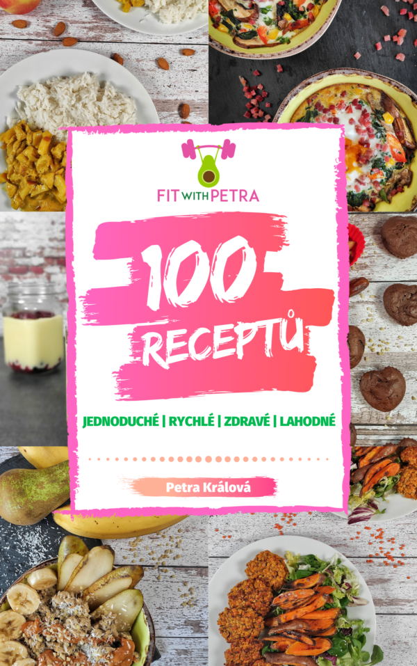 E-Book : 100 zdravých receptů
